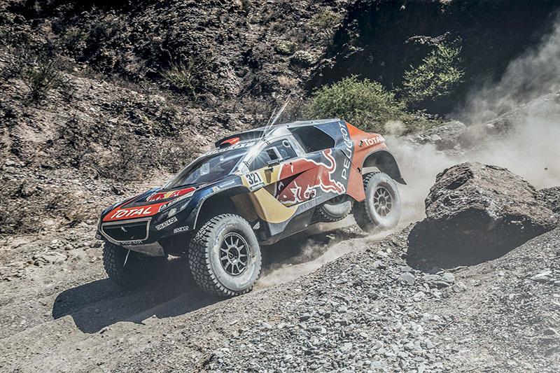 photo%2B2008DKR%2B%25281%2529 Ράλι Ντακάρ : Στην κορυφή ο Peterhansel, ανατροπή για τον Loeb! Peugeot, Peugeot 2008 DKR, Rally, Rally Dakar, videos