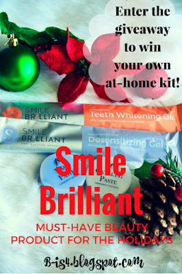 Smile Brilliant: Beauty Must-Have fot the Holidays {Giveaway}