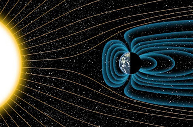 Crack Discovered in Earth's Magnetic Shield