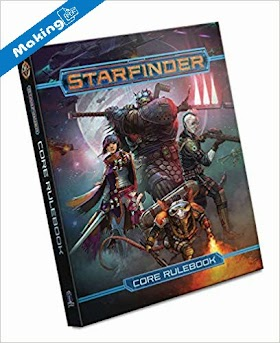 Starfinder Core Rulebook PDF Free Download