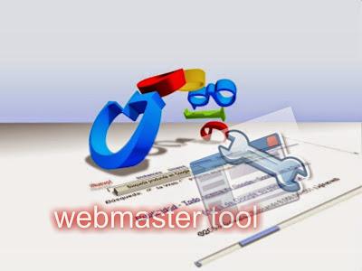 menambahkan alamat blog ke google webmaster tool