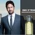 Gerard Butler e la nuova campagna Boss Bottled