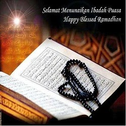 DP Happy Belssed Ramadhan