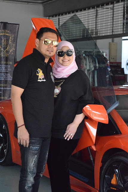 Dato Dr Najmil Faiz & Dato Ida Suraya
