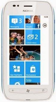 harga Nokia Lumia 710 baru dan bekas