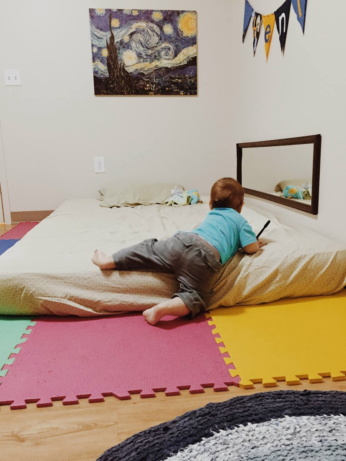 Simple And Free Henry S Montessori Bedroom