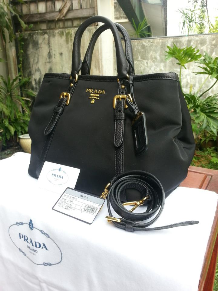 5d6005cb15a3 Genuine Bags For Sale: Get 100% authentic bags from here! Prada ...