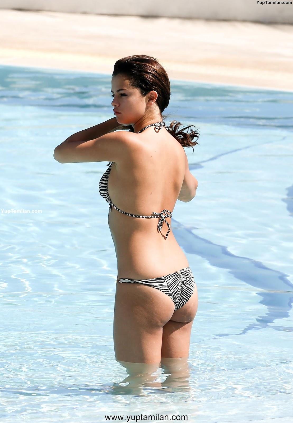 Selena Gomez Sexy lingrie & Swimsuit Images