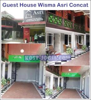 guest house condong catur murah