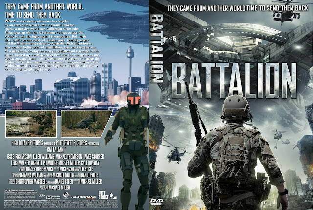 Battalion DVD Cover
