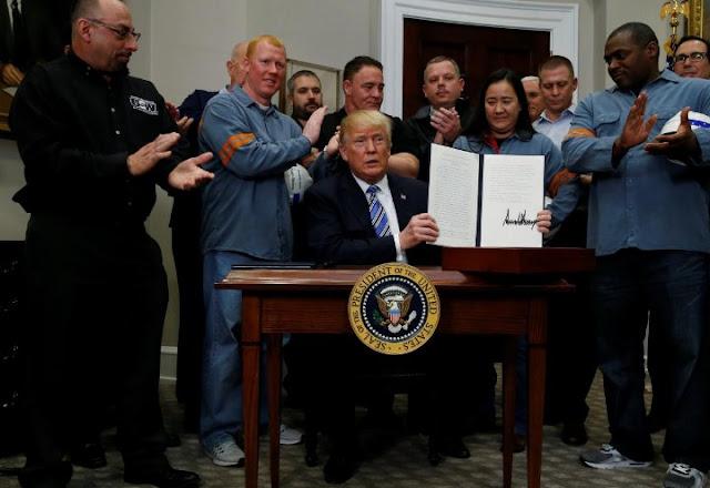 Trump tariffs won't help the economy