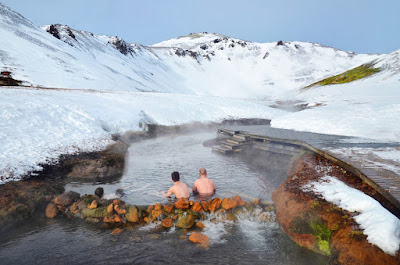 Can you use geothermal pools in Iceland and other winter FAQs