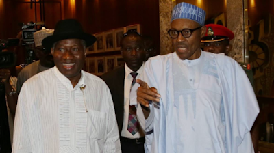 Obasanjo, IBB absent:Buhari, Jonathan, Shonekan, others attend Council of State meeting