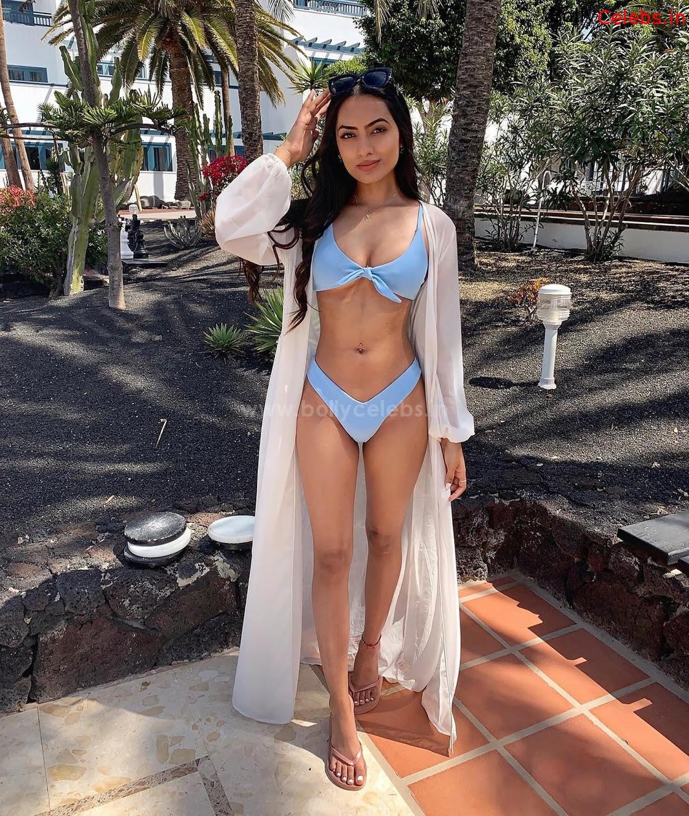 Nikki Rai - Beautiful Indian Model Stunning Gallery Collection in Lingerie Bikini 2019-18 ~ bollycelebs.in Exclusive Pics