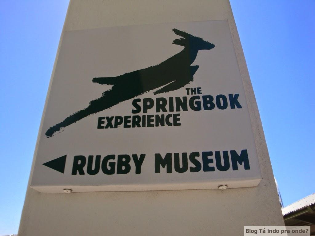 The Springbok Experience