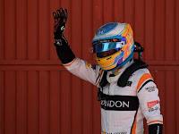 Alonso Puji Kinerja McLaren yang Finis di Posisi 5 GP Australia