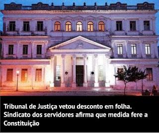 No Maranhão, decisão de tribunal 'zera' na receita de sindicato.