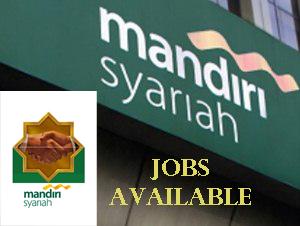 Lowongan Kerja Bank Syariah Mandiri Januari 2013 Bidang Pemasaran Di Seluruh Nusantara