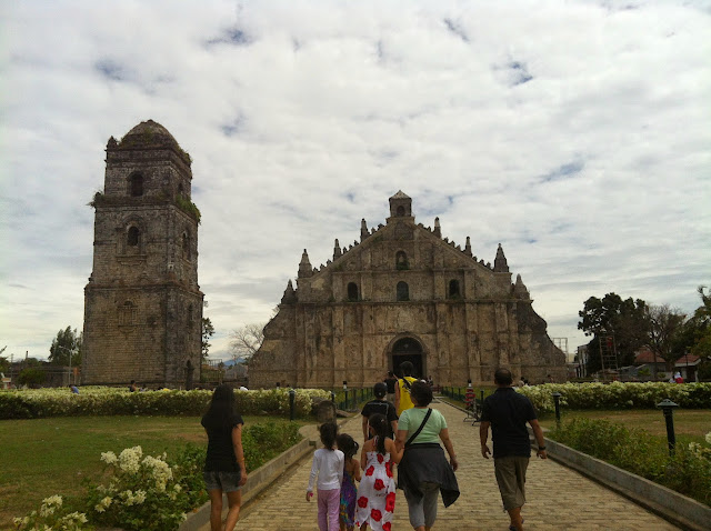 Magnificent Paoay Church