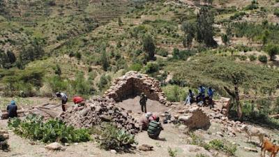 Αρχαιολόγοι στην Αιθιοπία ανακάλυψαν αρχαία, ξεχασμένη πόλη