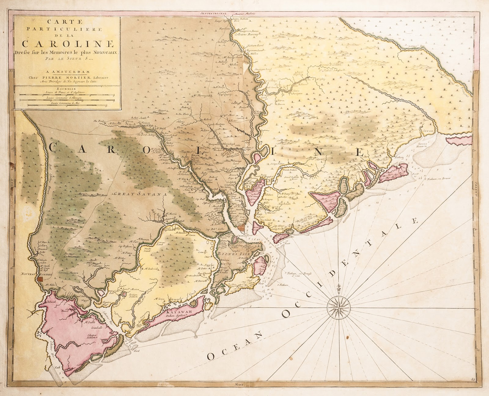 Lowcountry South Carolina Map.The Charleston Museum News And Events New Native American