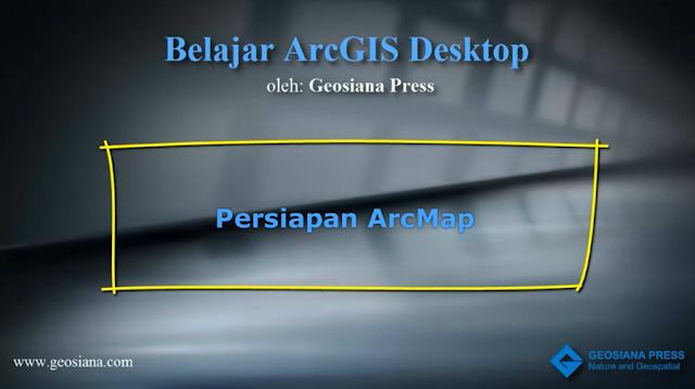 Tutorial ArcGIS Desktop Interaktif