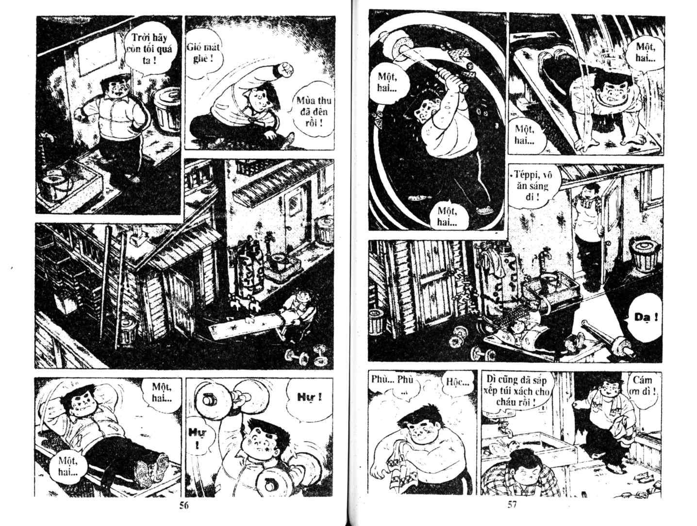 Ashita Tenki ni Naare chapter 10 trang 27