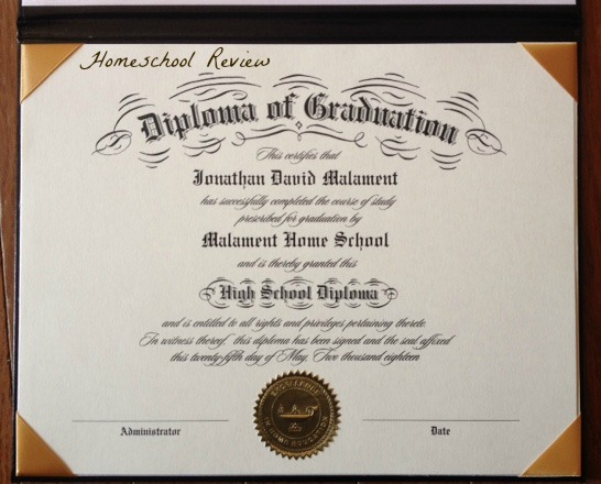 homeschool review high school diplomas for home schoolers a tos crew review. Black Bedroom Furniture Sets. Home Design Ideas