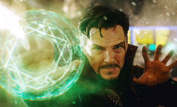 Review: DOCTOR STRANGE (2016)