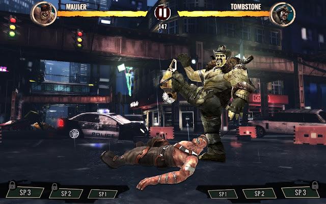 Zombie Fighting Champions v0.0.21 Apk + Datos SD Mod [Dinero]