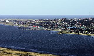 De viajeros por las Islas Malvinas o Falkland Islands 8