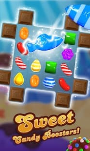 تحميل Candy Crush Saga مهكره