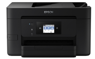 Epson WorkForce WF-3720 Drivers Download