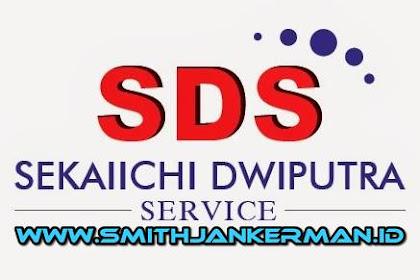 Lowongan Kerja PT. Sekaiichi Dwiputra Service Pekanbaru Februari 2018