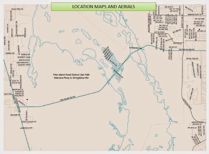 BikeWalkLee Blog: Cape Coral to Pine Island shared use path