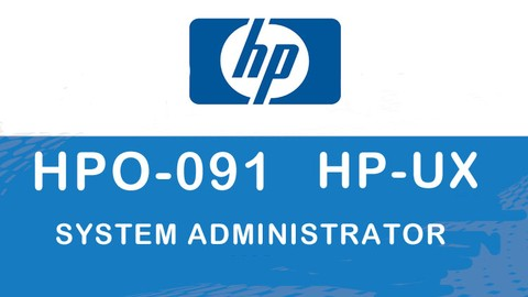 HP0-091 HP-UX System Administration Practice Test