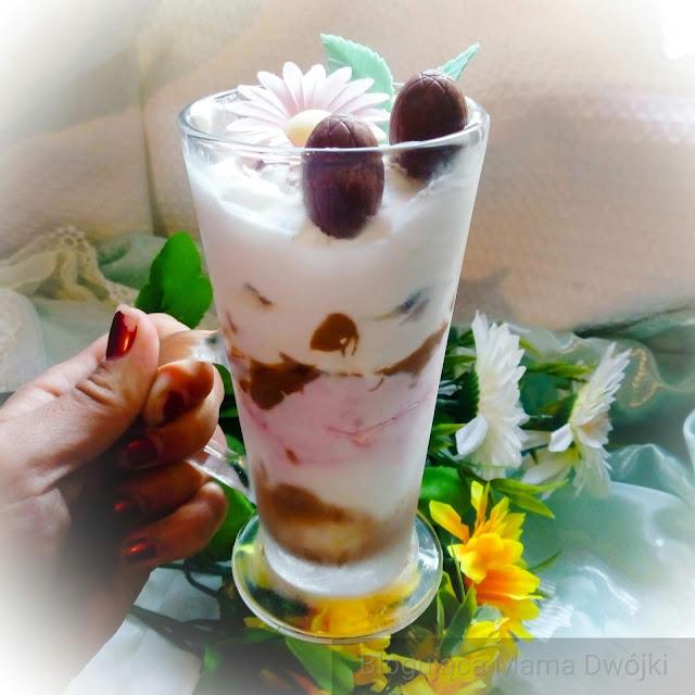 smietankowe, lody, jak, zrobi, lody, przepis na lody o smaku smietankowym, lody domowe, jak zrobic, kulinarny blog