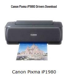 Printer Canon Pixma Ip1980 Driver Download