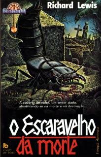 O Escaravelho da Morte, Melhores Livros 2017