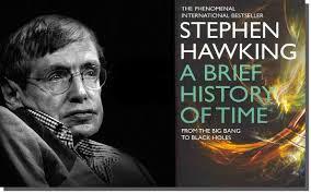 Portada de Breve Historia del Tiempo