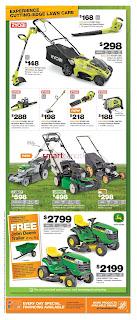 Home Depot Flyer April 20 – 26, 2017