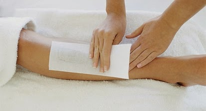 Domowa depilacja woskiem