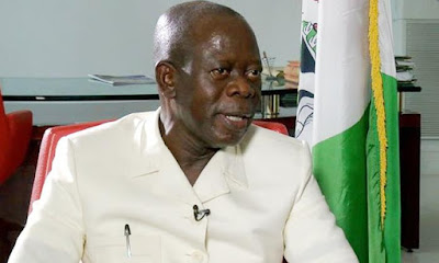 After Begging Gov. Ortom Not To Dump APC, Oshiomhole Says He Can't Win Election