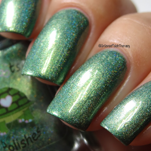 Turtle Tootsie Polishes - 4 Leaf Clover