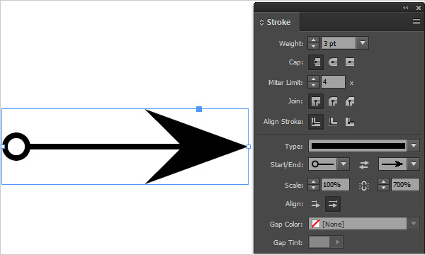 DesignEasy: How to Use Arrowhead Scale Control in InDesign