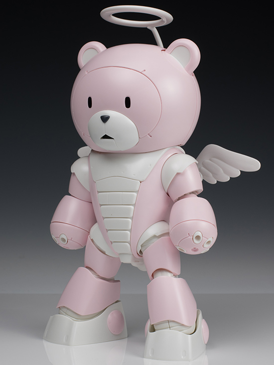 Review: HGBF 1/144 Beargguy Pretty