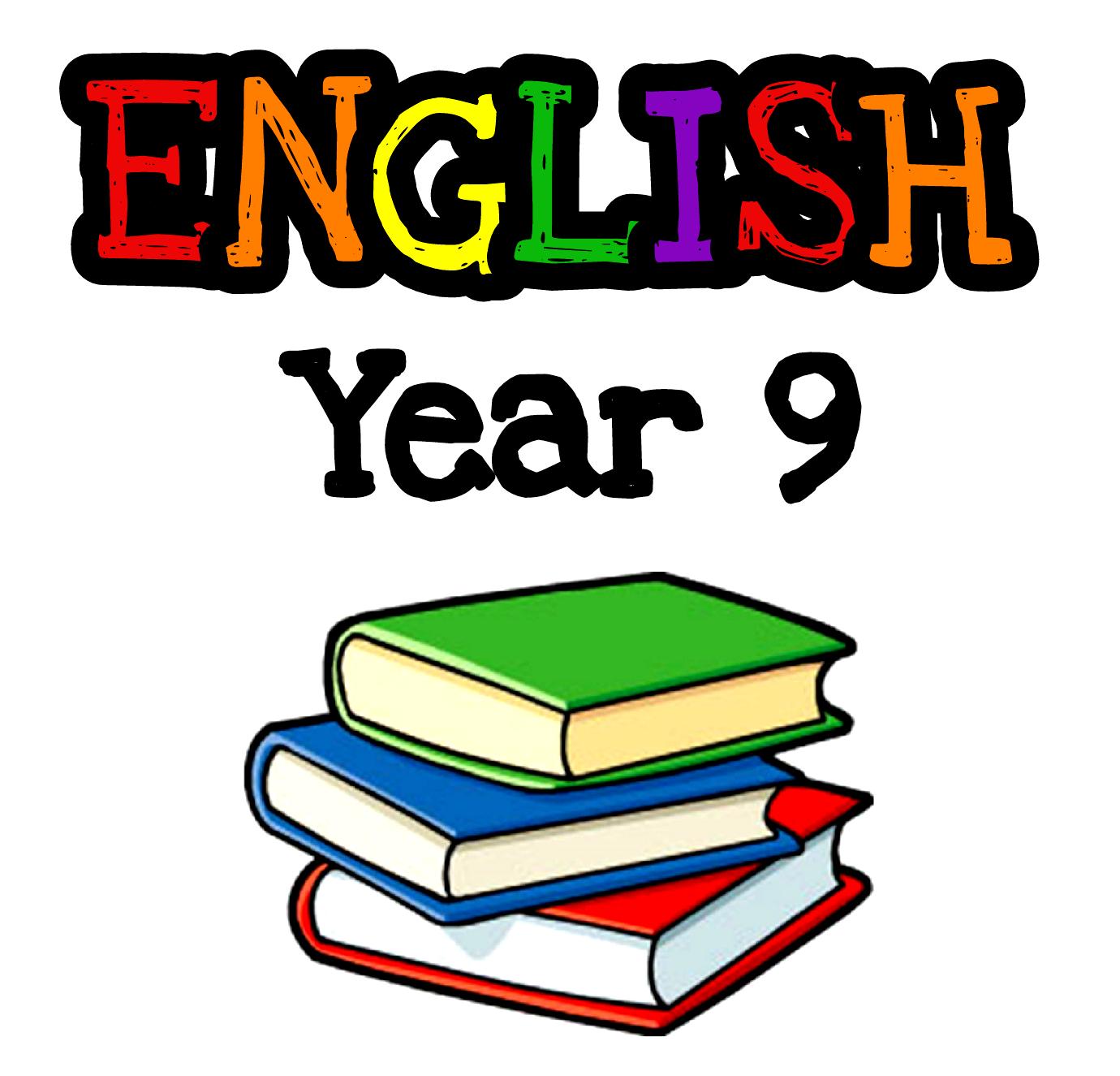 Iman S Homeschool The Curriculum Year 9 English
