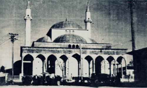 xhamia e parruces shkoder