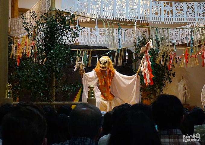 Yokagura de Takachiho