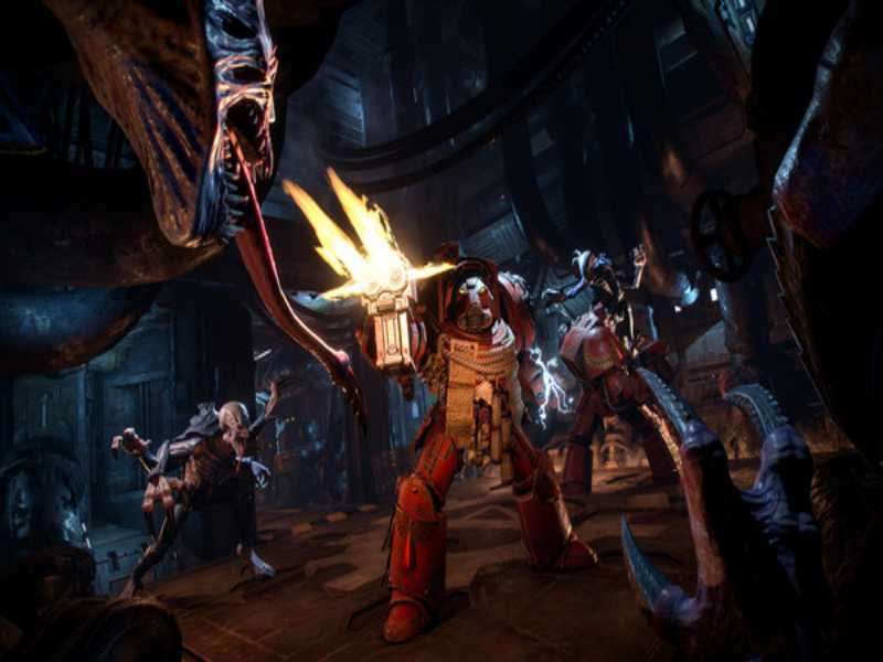 Download Space Hulk Tactics Free Full Game For PC